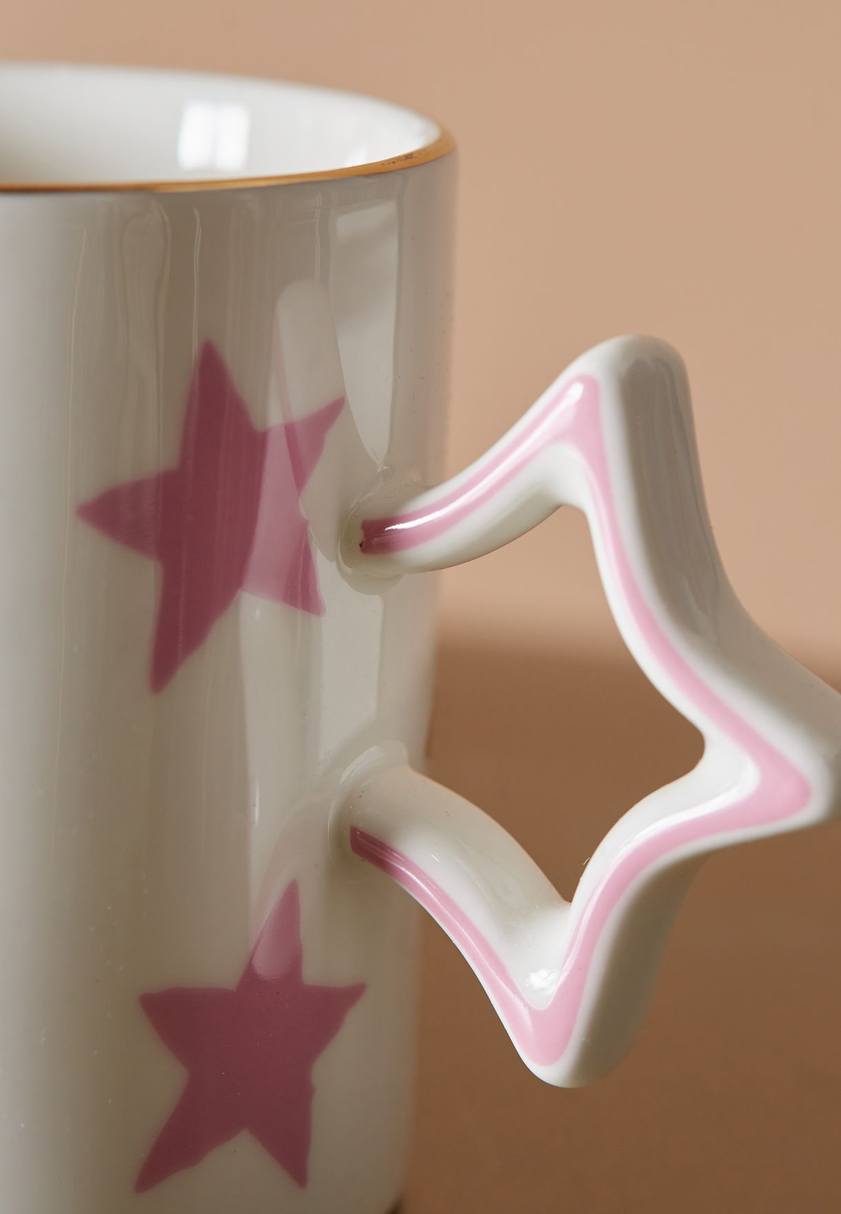 Star Mug with Gift Box
