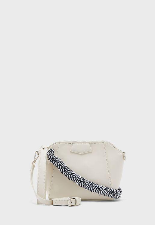 Interchangeable Strap Crossbody Bag