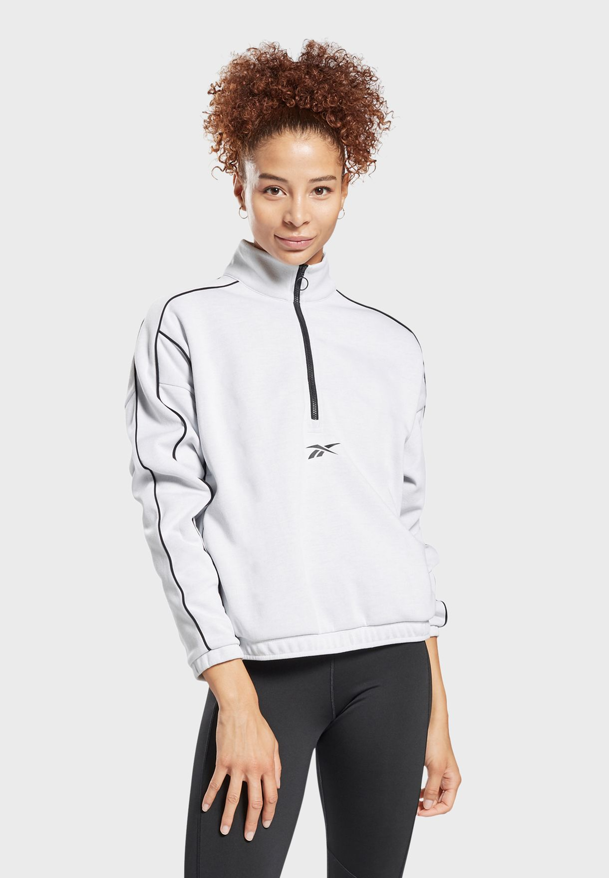 Workout Ready Detail Cover Up Jacket