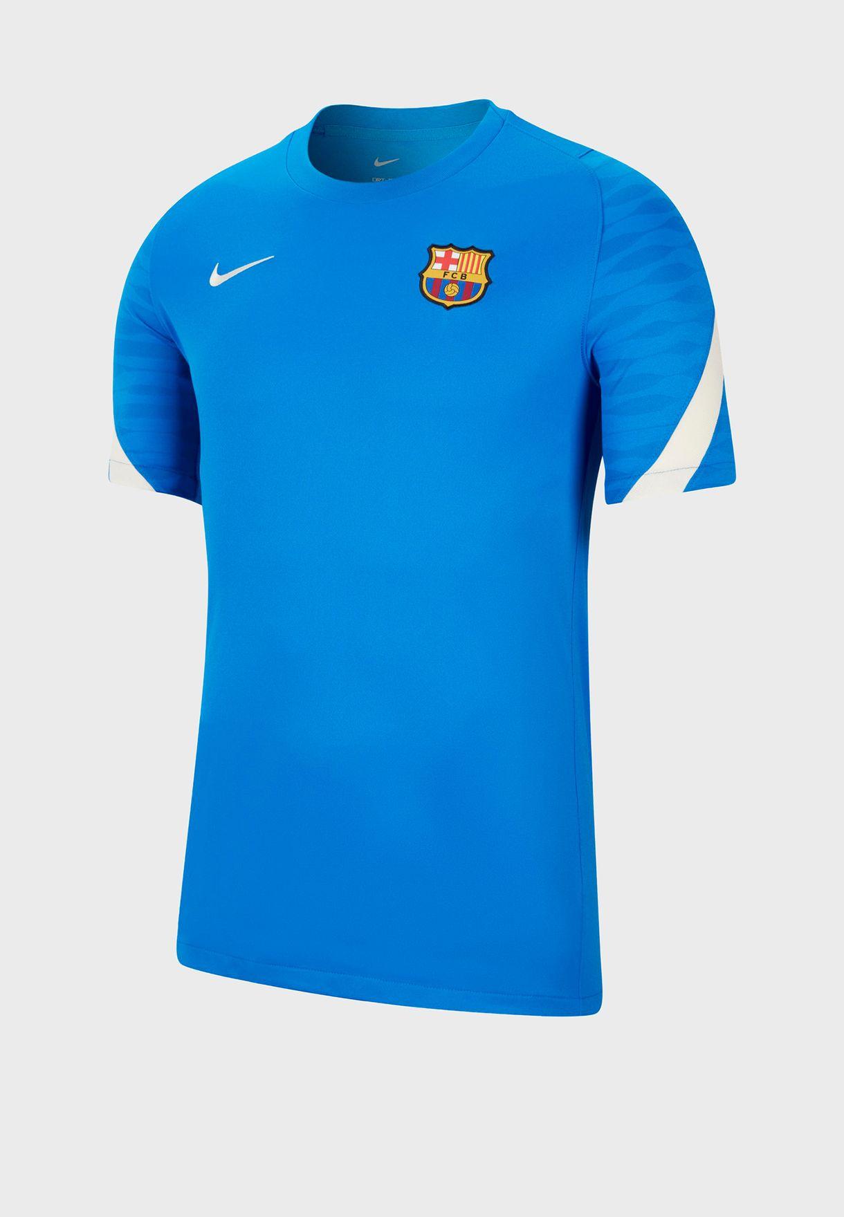 تيشيرت بشعار فريق برشلونة