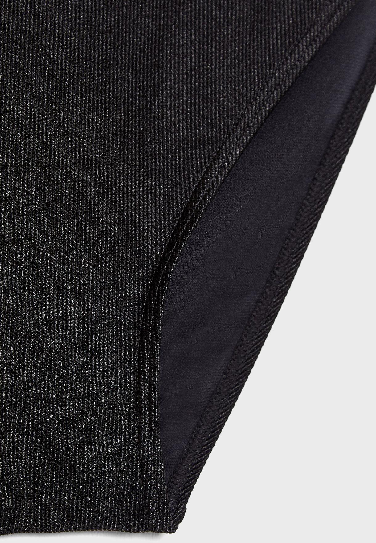 سروال بكيني بتغطية متوسطة