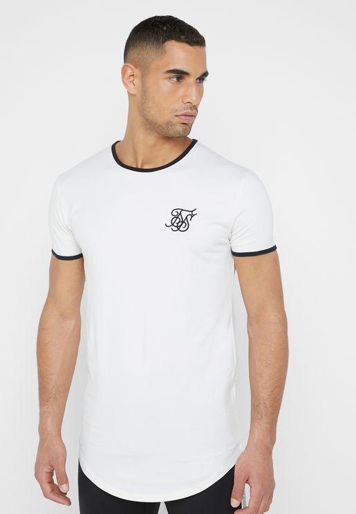 Bound Ringer Gym T-Shirt