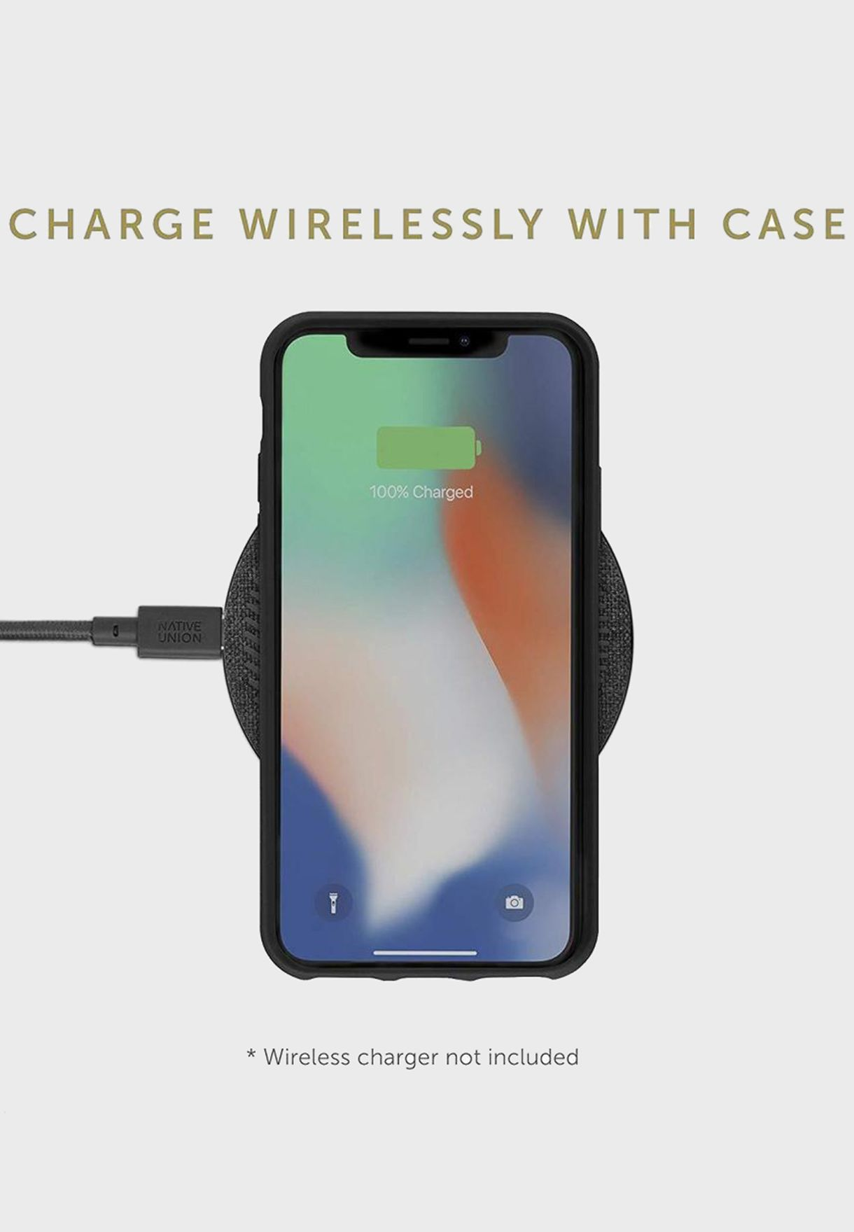 Clic Marquetry iPhone X/XS/XS Max/ 11 Pro Case