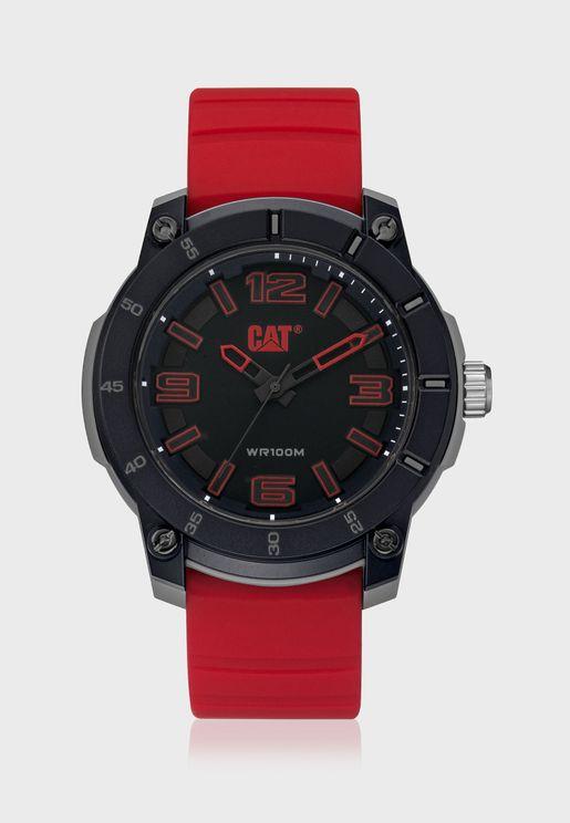 3H Analog Watch