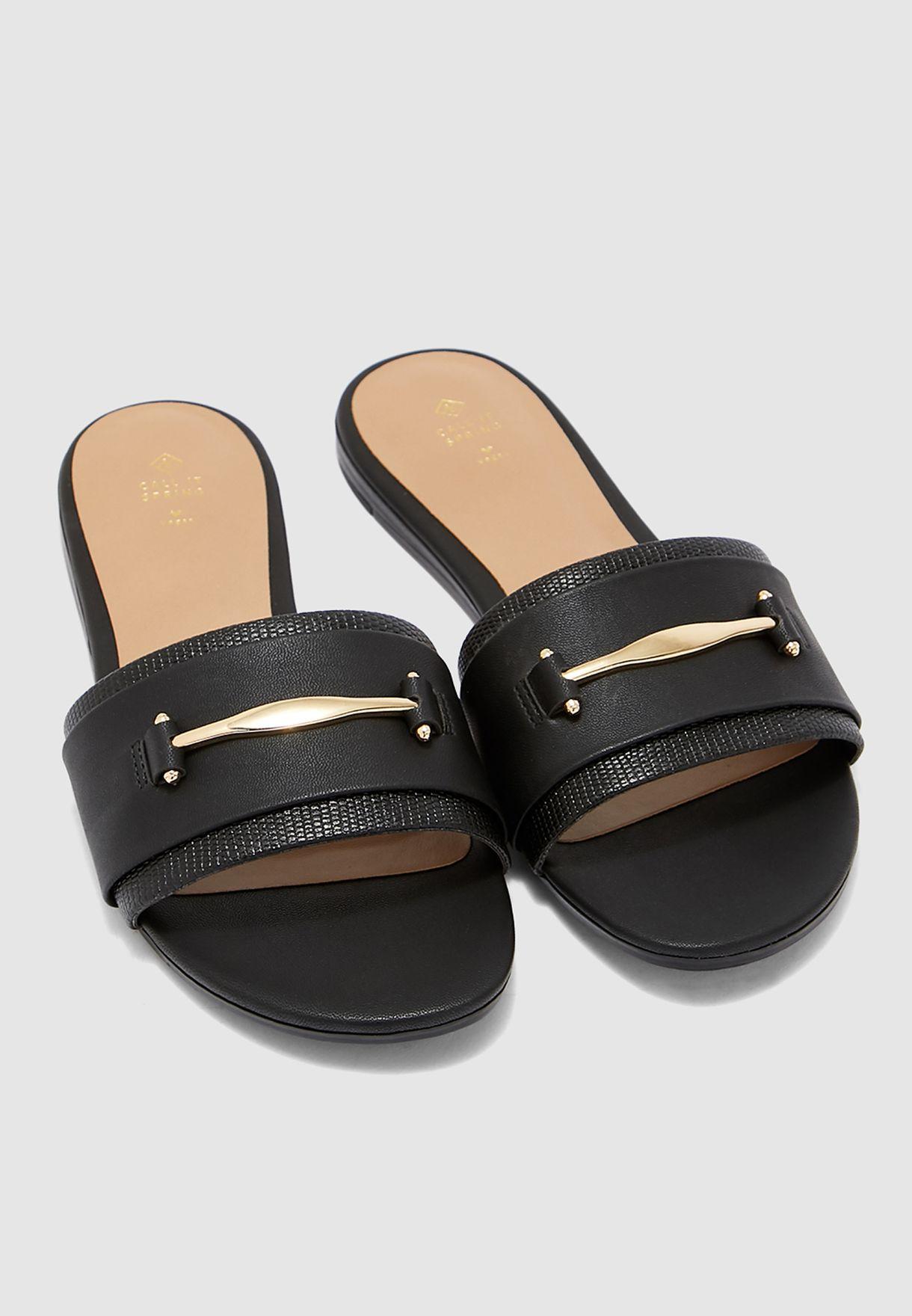 Sibi One Strap Sandal