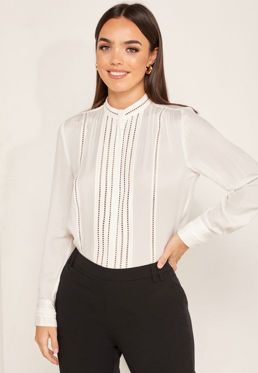 Evelyna Tailored Shirt