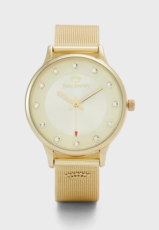 JC1128CHGB Analog Watch