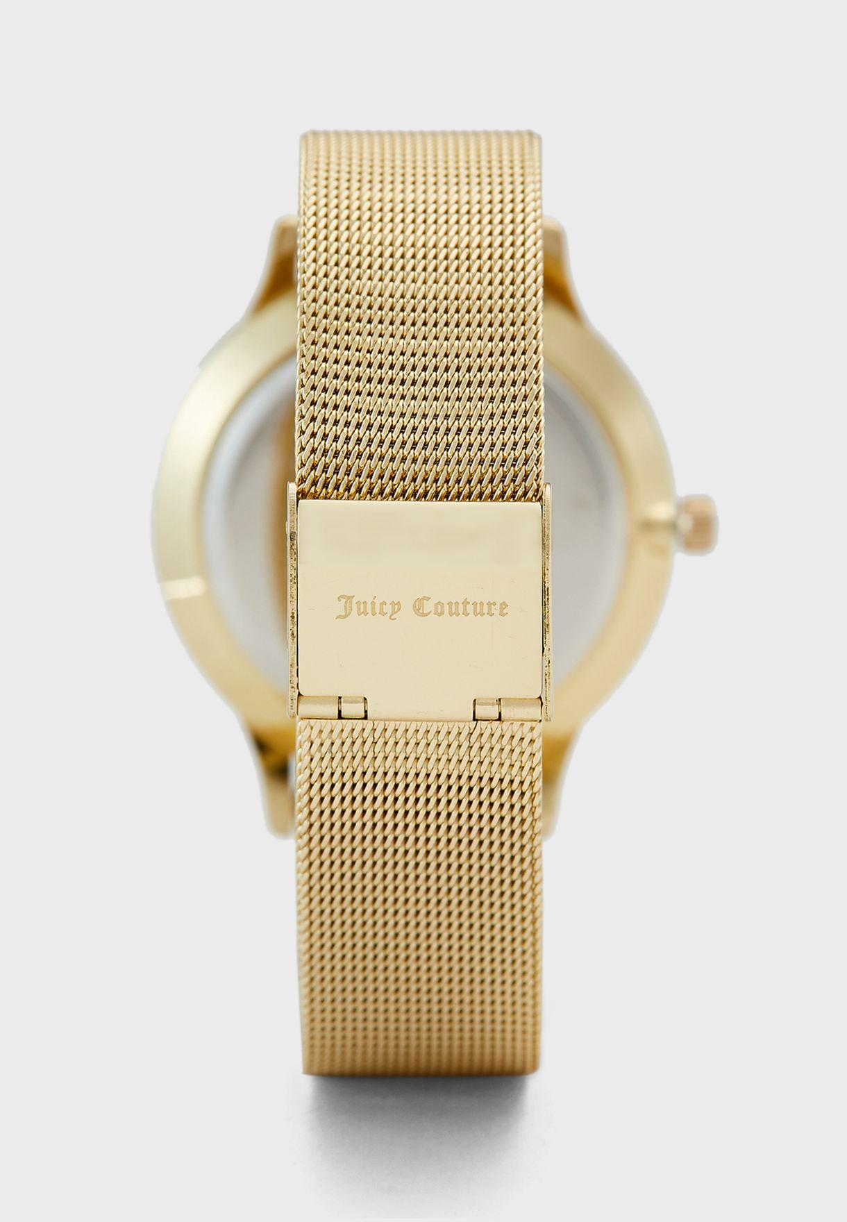 ساعة انالوج من مجموعة جوسي كوتور X بلاك ليبل