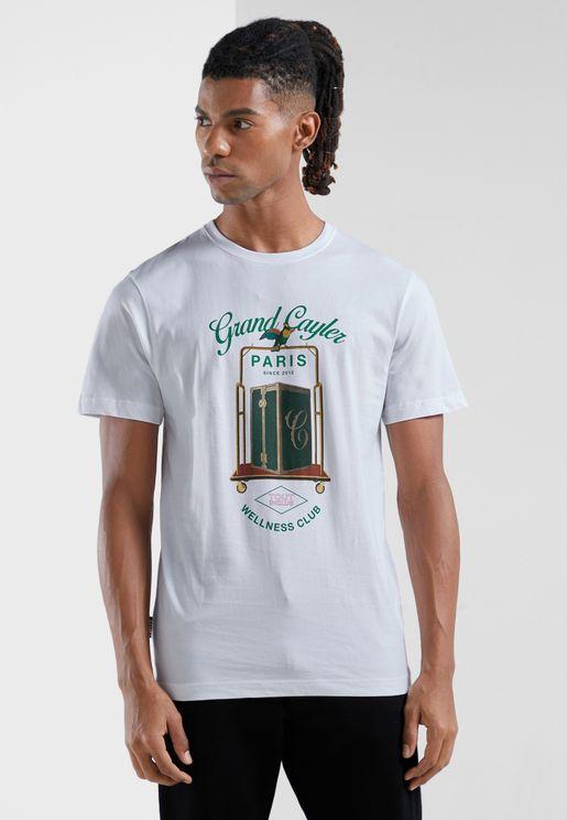 Box Graphic T-Shirt