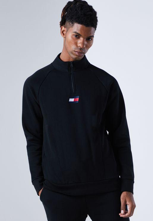 Fleece Midlayer Sweatshirt