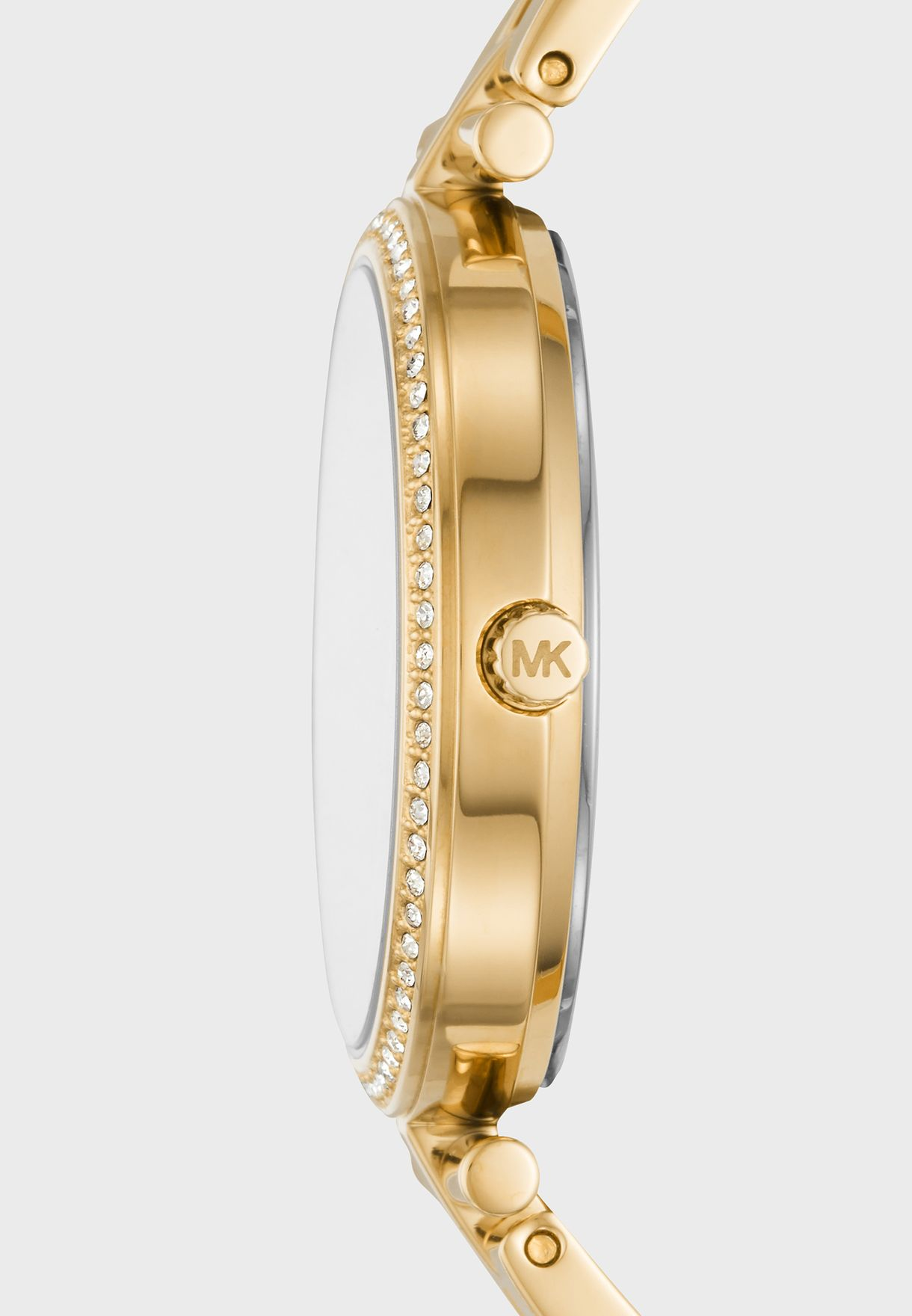 MK3903 Maci Crystal Analog Watch