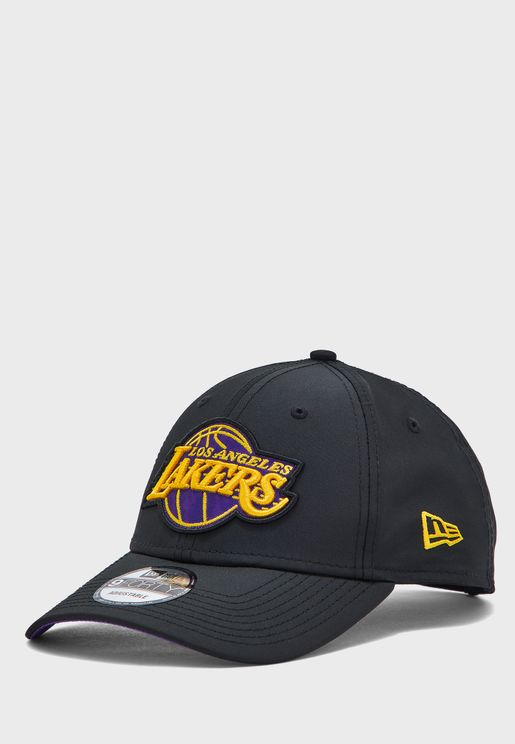9Forty Los Angeles Lakers Hook Cap