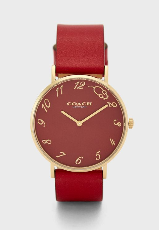 Perry Analog Watch
