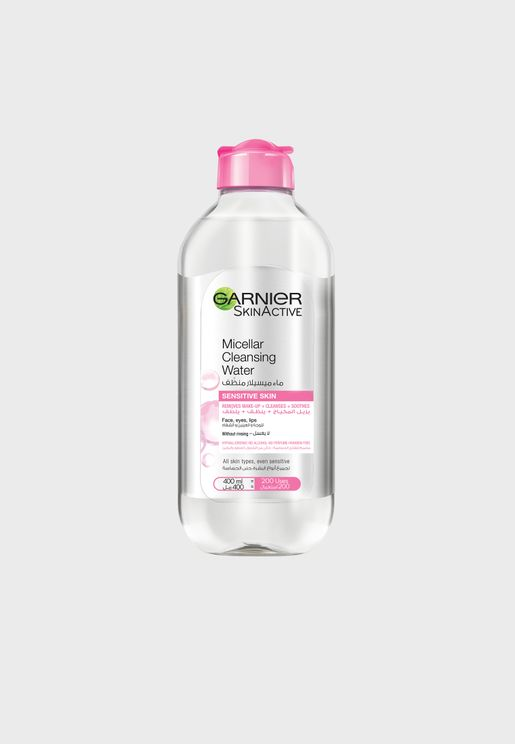 Micellar Water Cleanser + Daily Makeup Remover