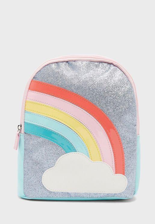 Kids Rainbow Bag