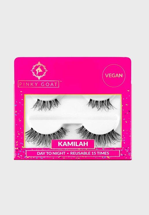 Kamilah Eyelashes - Day & Night Duo Set