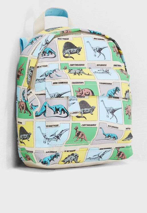Kids Dinosaur Mini Backpack