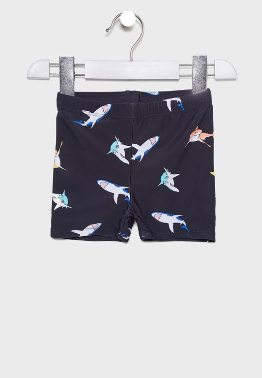 Kids Billy Boyleg Swim Shorts