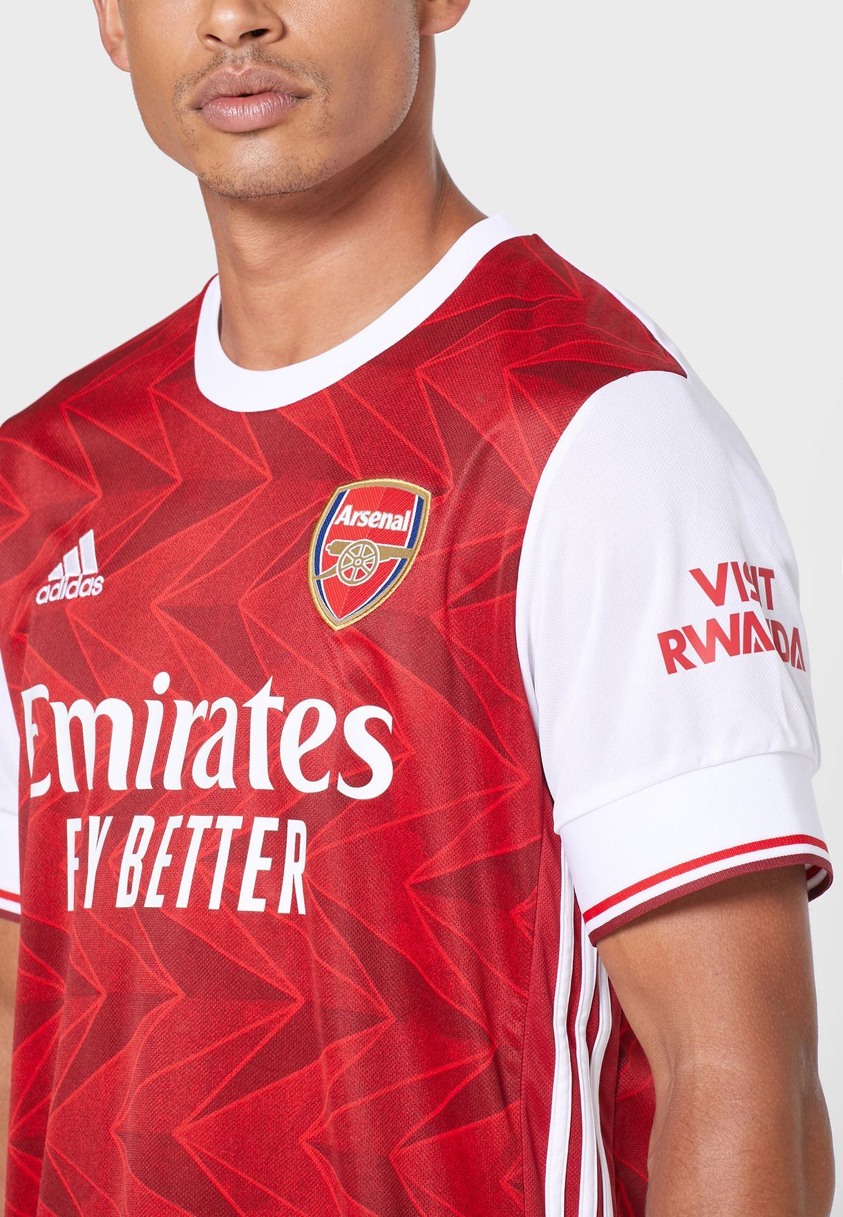 Arsenal Home 20/21 Jersey
