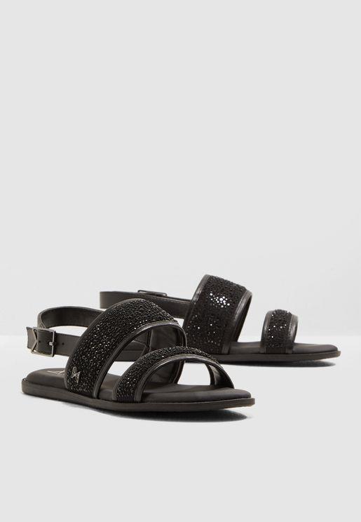 Bora Flat Sandal