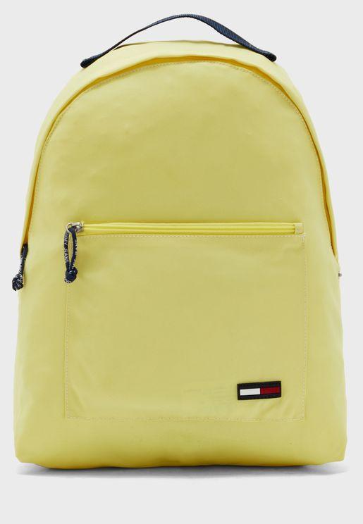 Campus Front Zip Backpack