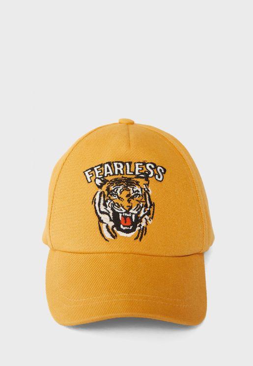 Kids Graphic Hat