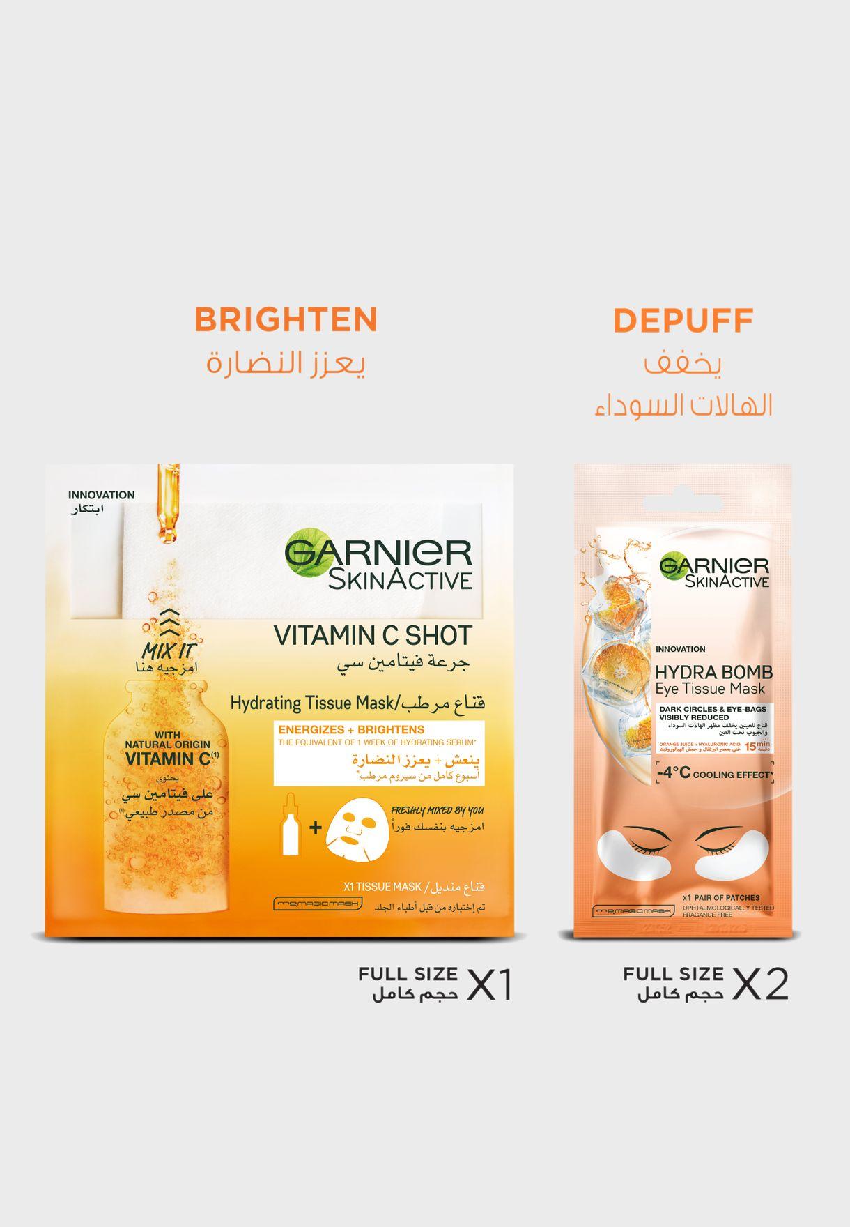 10 Masks - Ultimate Hydration Face Mask Kit Saving, 27%