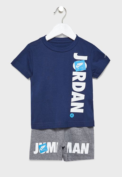 Infant Jordan Jumpman Set