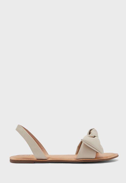 Celle Flat Sandal