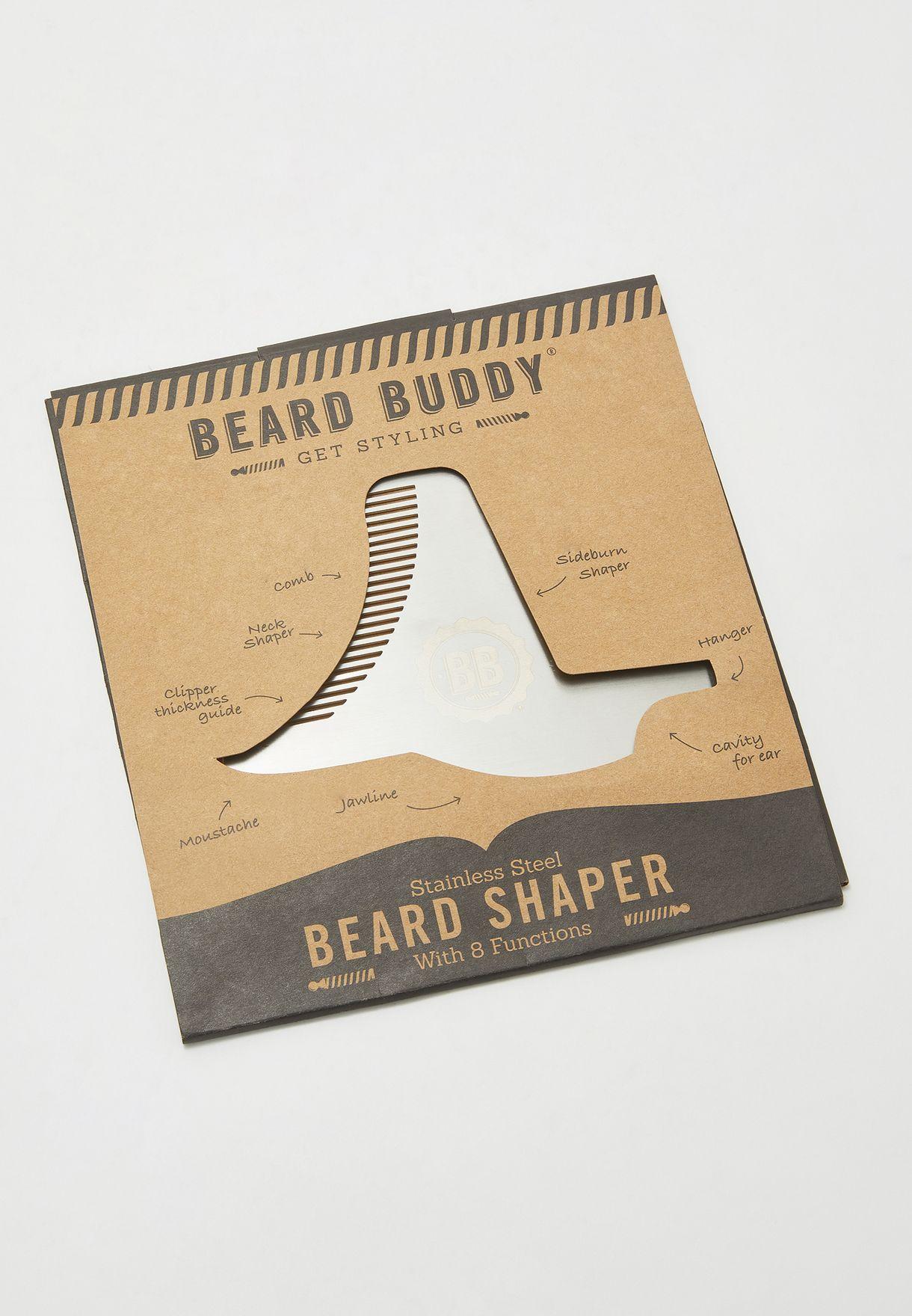 Beard Buddy Shaping Tool