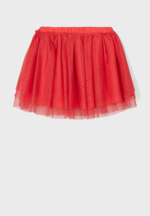 Kids Tulle Skirt