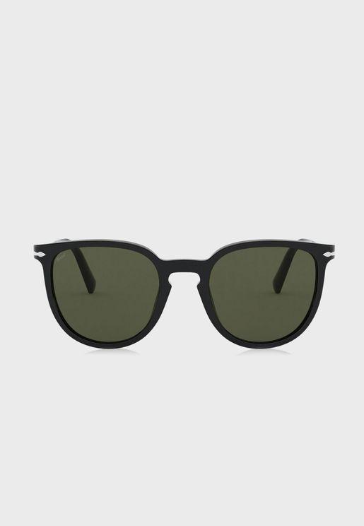 نظارة شمسية عين القطة 0PO3226S
