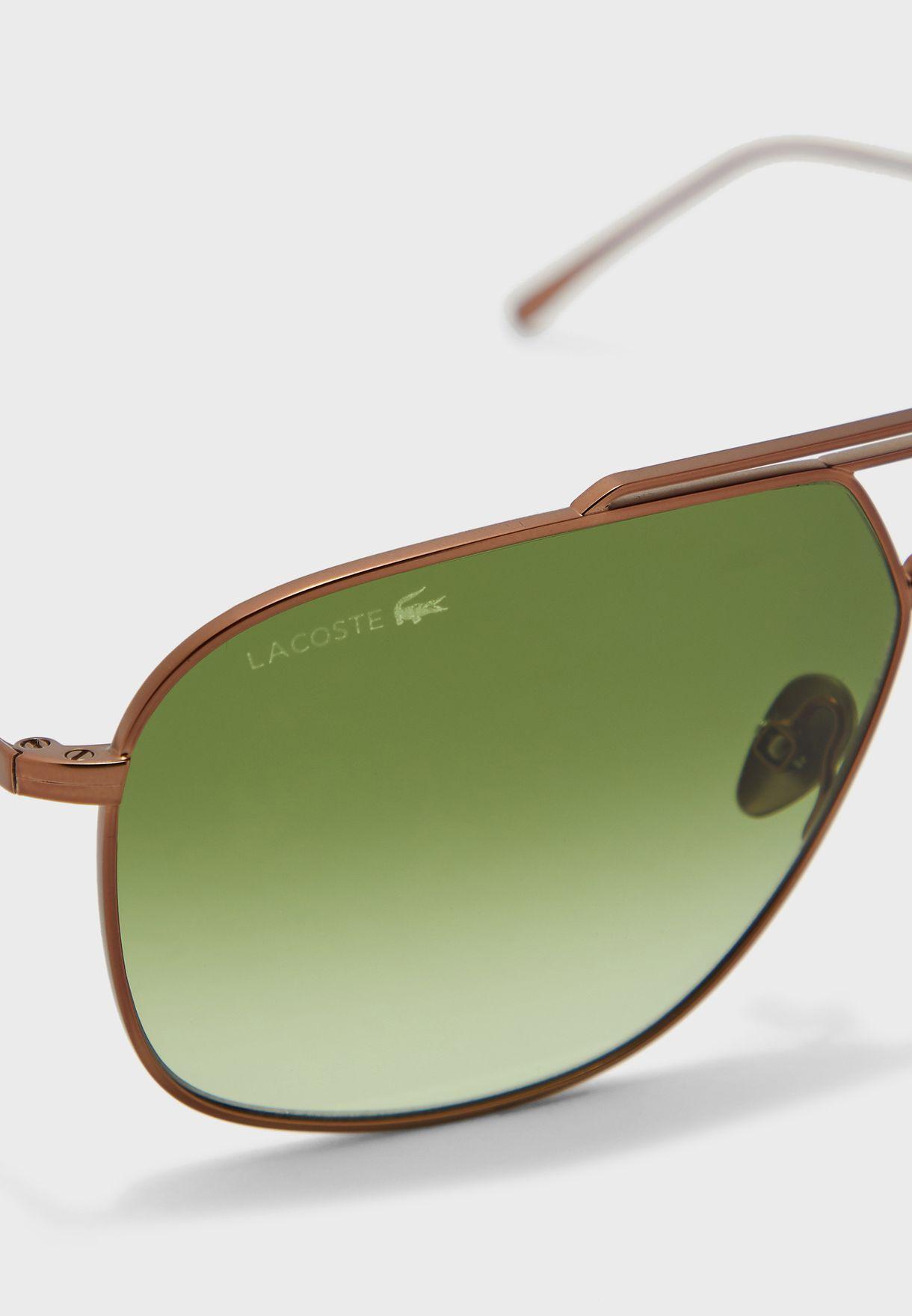 نظارة شمسية بعدسات مستطيلة L218SPC