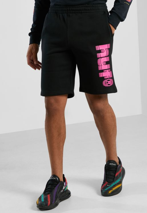 Shake Fleece Shorts