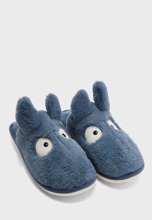 Character Bedroom Slippers