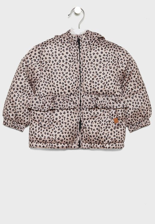 Infant Printed Jacket