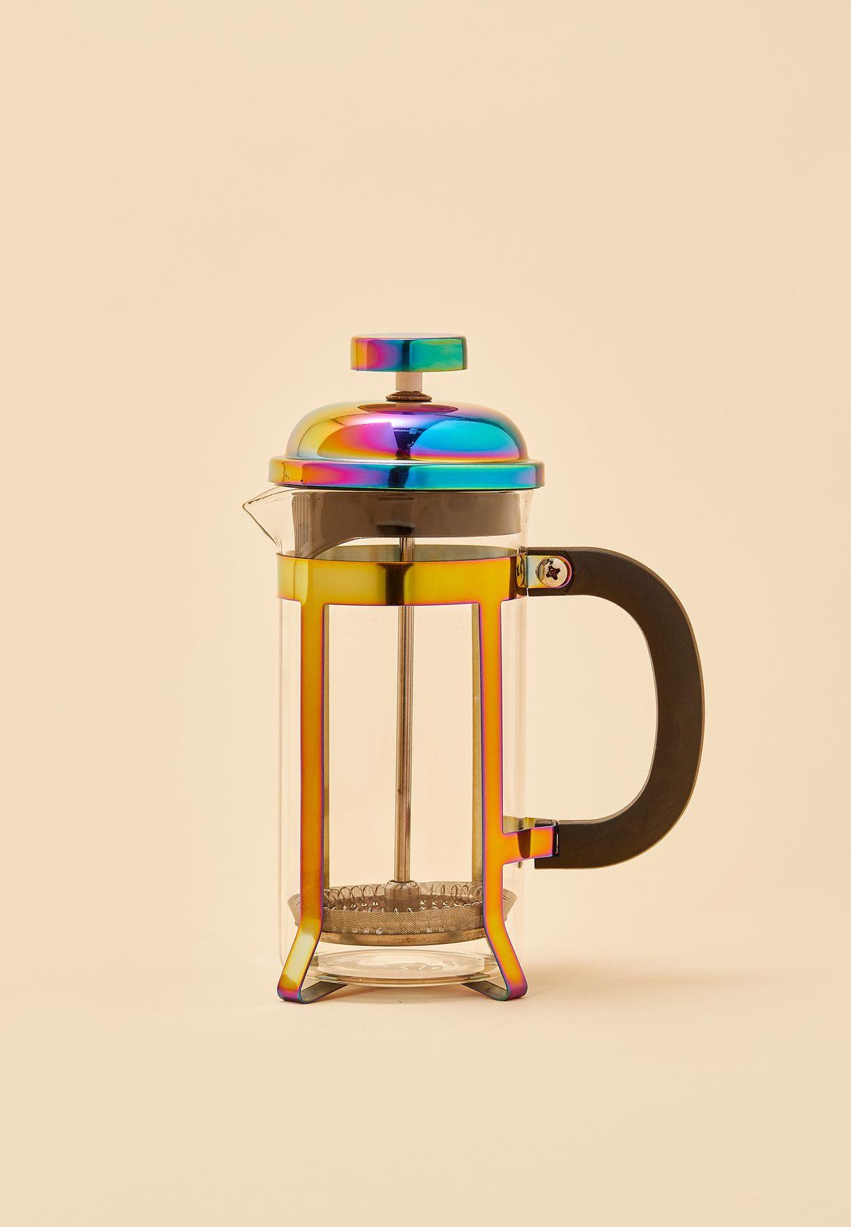 Oil Slick Coffee Maker