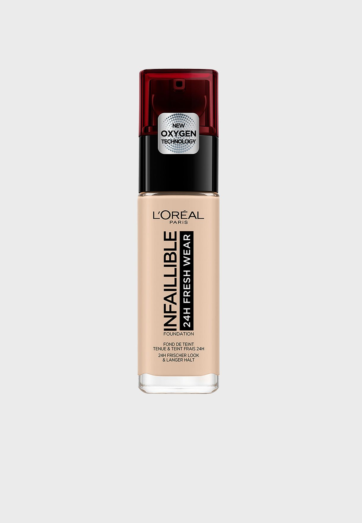 Infallible Liquid Foundation - 015 Porcelain