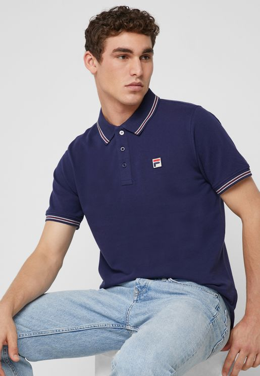 Matcho 4 Tipped Polo