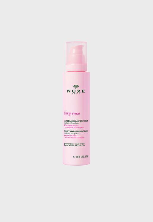 Very Rose Creamy Make-up Remover Milk 200ml