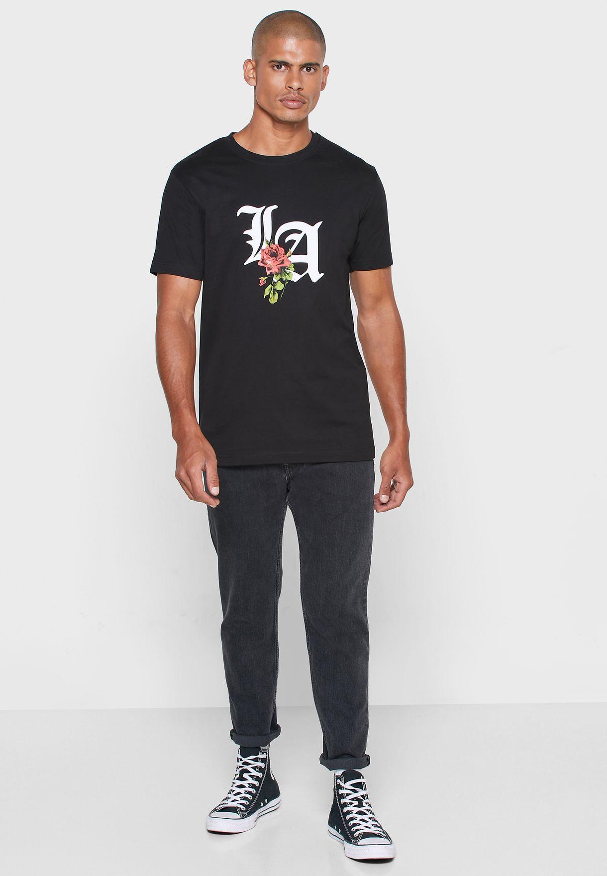 LA Rose T-Shirt