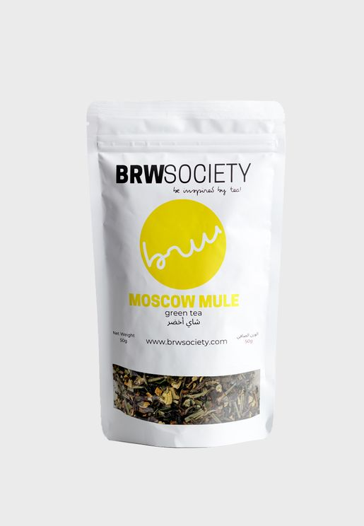 Green Tea Blend - Moscow Mule
