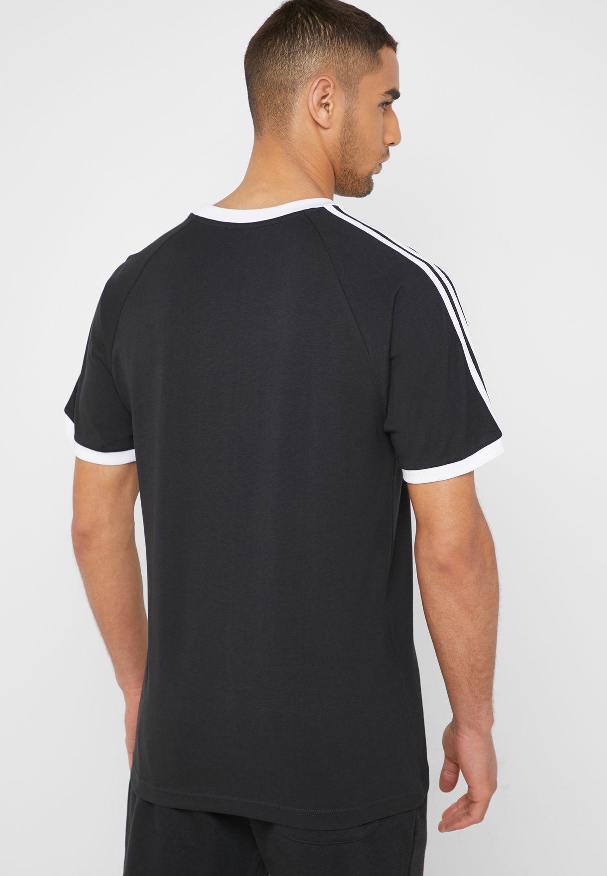 T shirt Tanaami California Noir adidas   adidas Switzerland