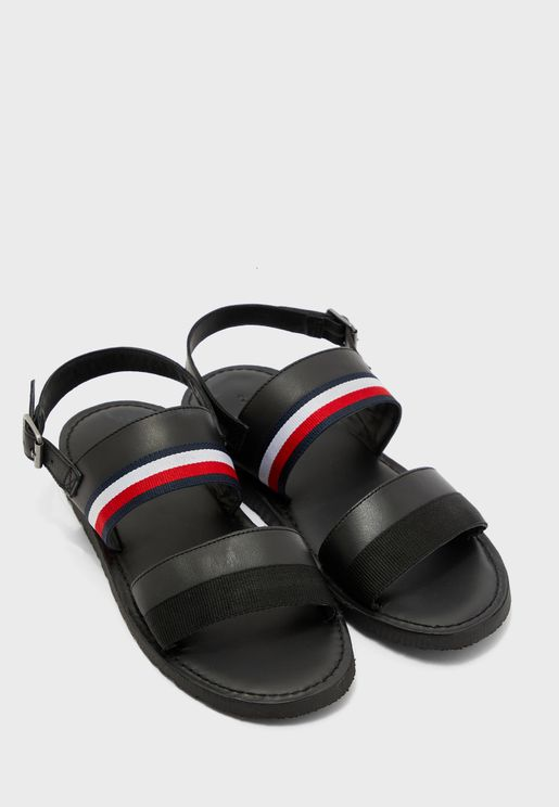 Corporate Strap Leat Sandal