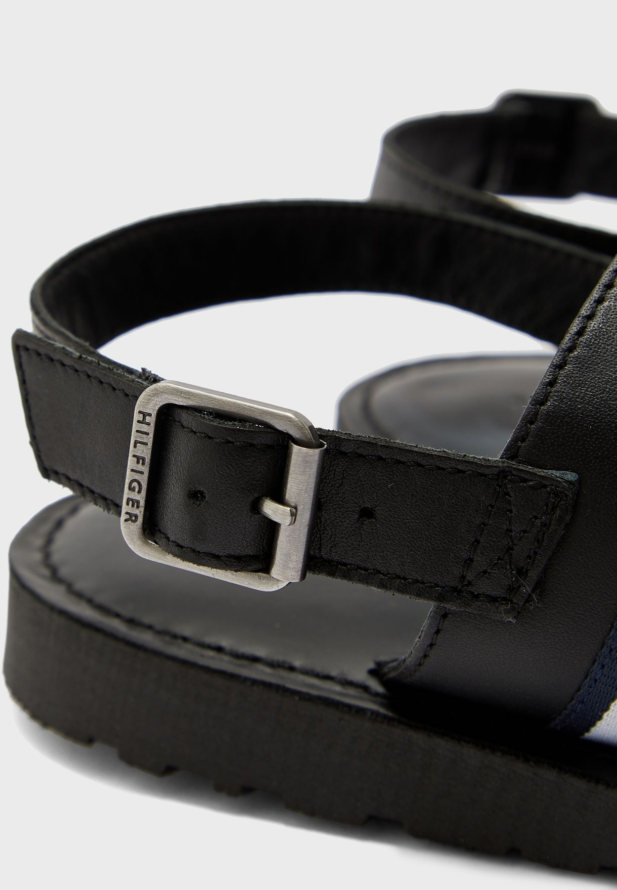 Corporate Strap Leat Sandal