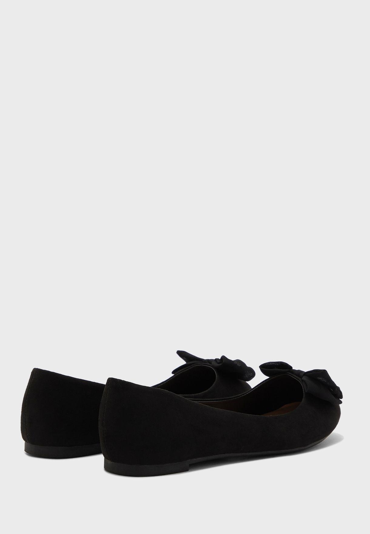 حذاء باليرينا بفيونكة