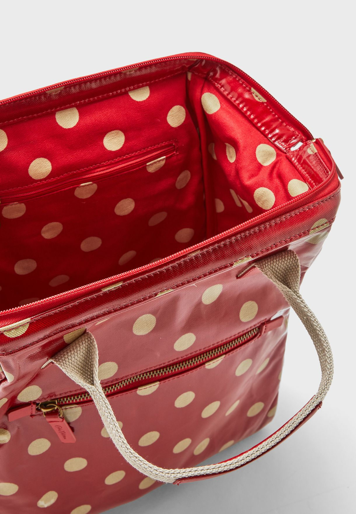 Heywood Button Spot Backpack