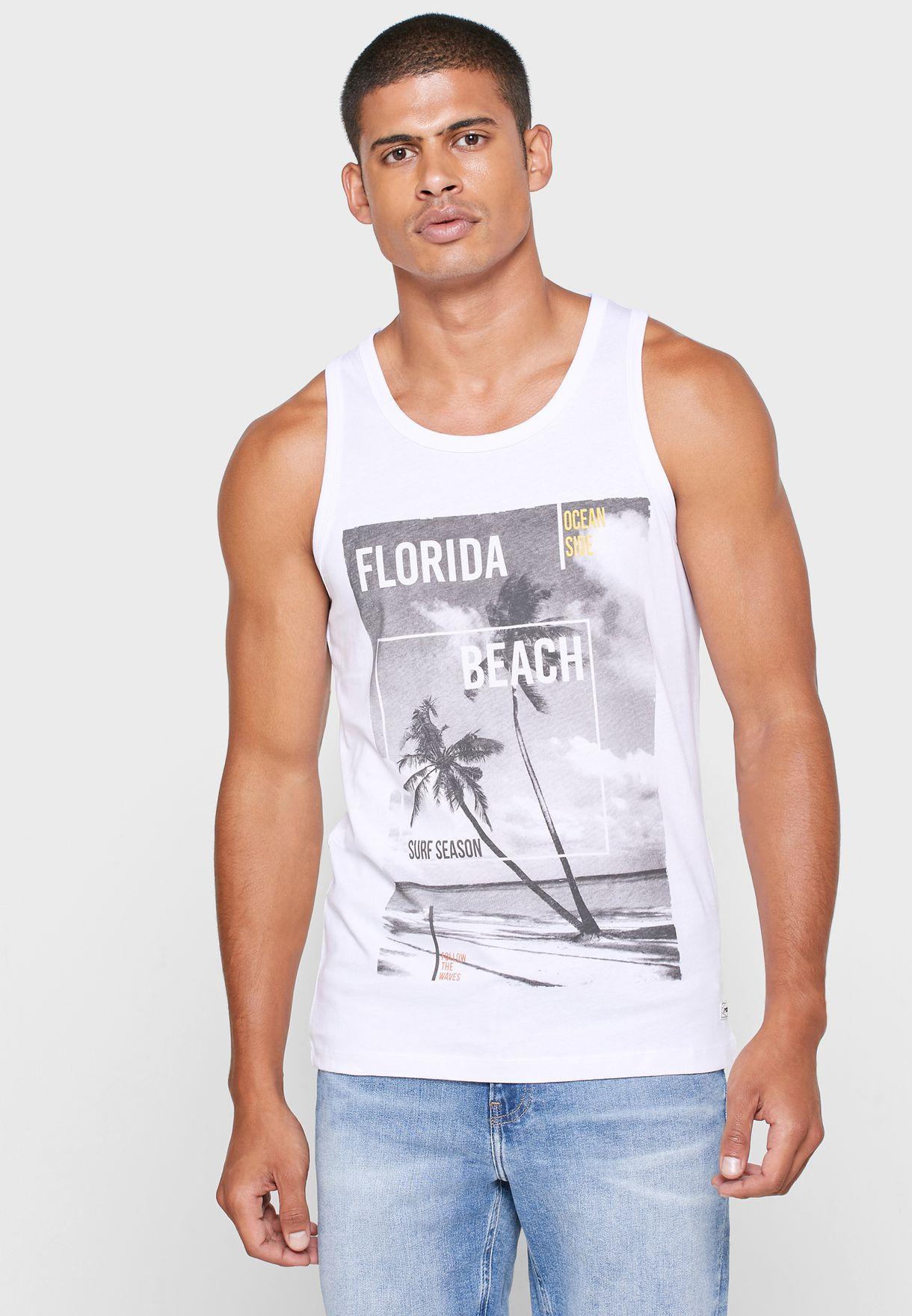 Florida Beach Vest