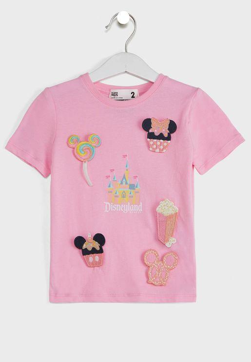 Kids Disneyland Treats T-Shirt