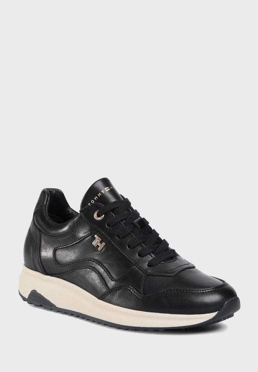 Elevated Top Sneakers